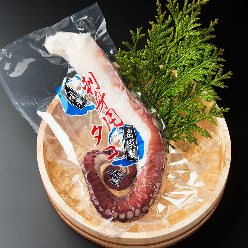 【冷凍】大間産ミズダコ